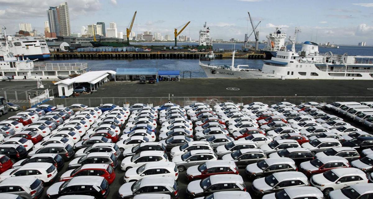 Production automobile : un trompe-l'oeil