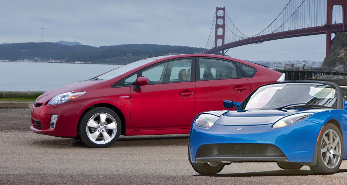 Tesla-Toyota : un mariage de raison