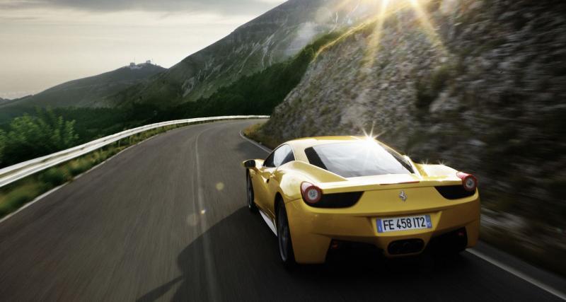 Ferrari : en petite forme ?