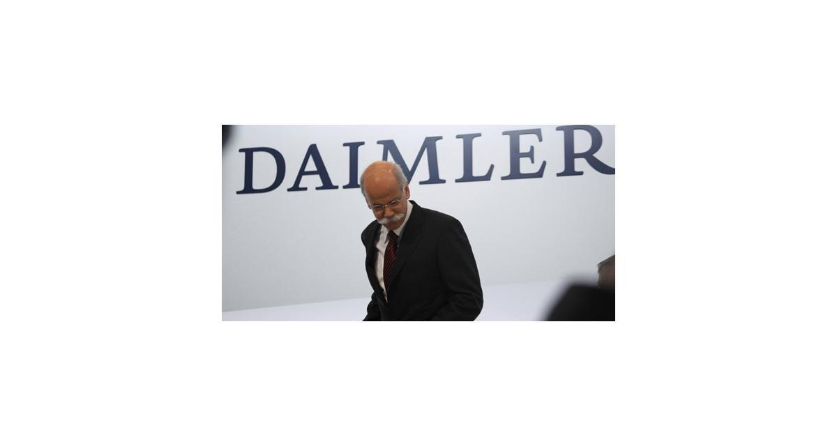 Renault-Nissan officiellement associé à Daimler