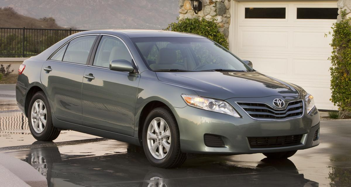 Toyota : la psychose continue