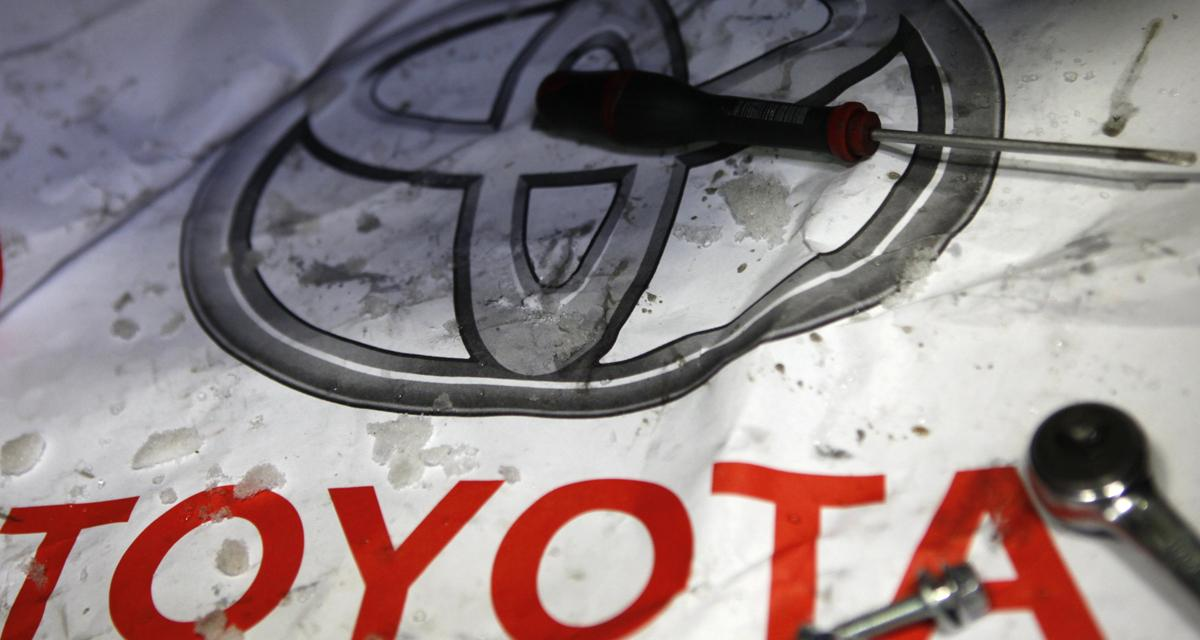 Toyota prend les choses en main