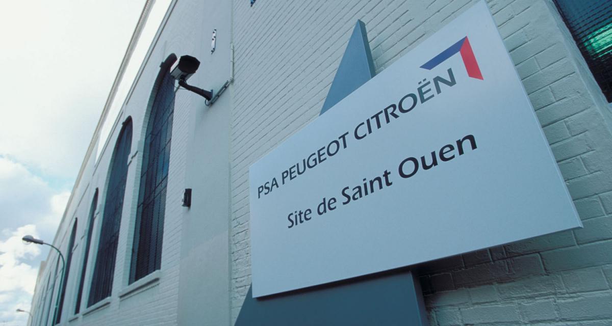 PSA Peugeot Citroën devient PSA