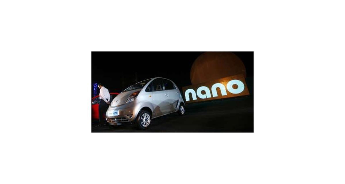 Tata Nano : ses prix vont grimper