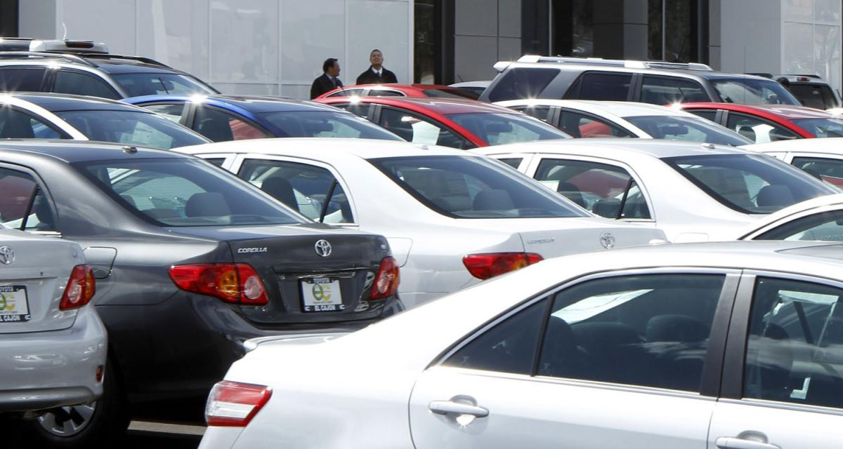 Toyota : une clientèle fidèle