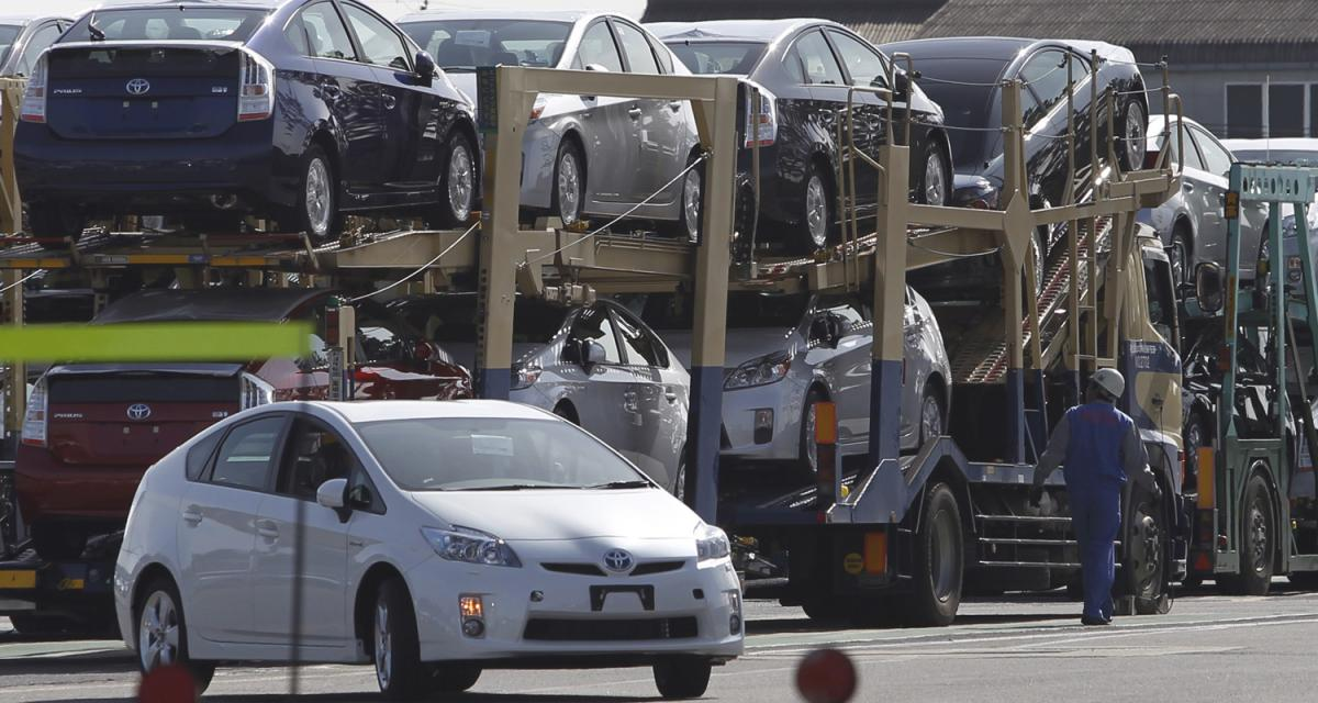 Toyota pourrait geler certains lancements