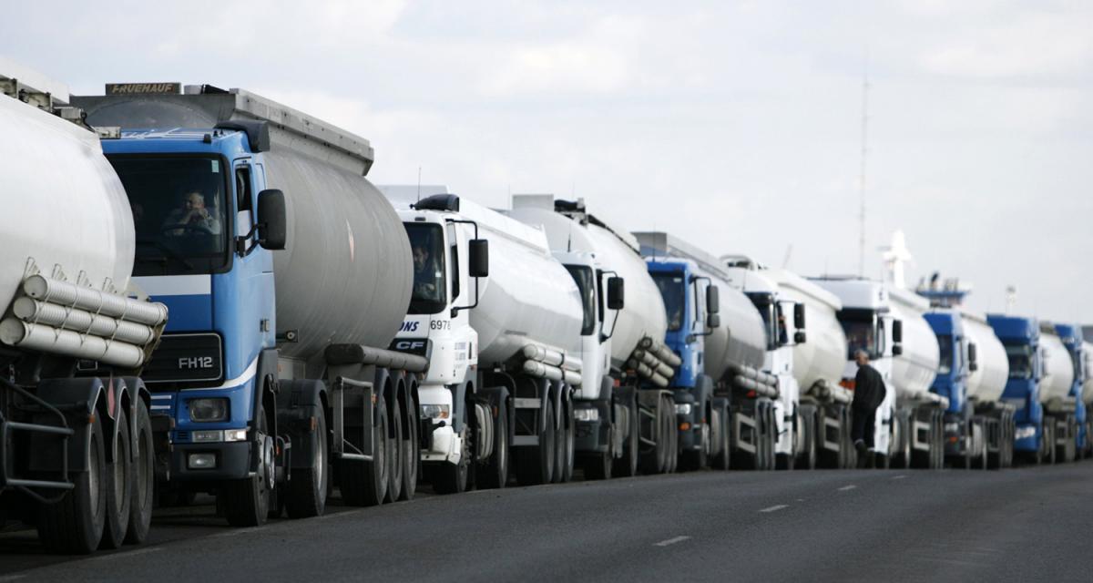 Grève : Total pourrait faire tache d'huile