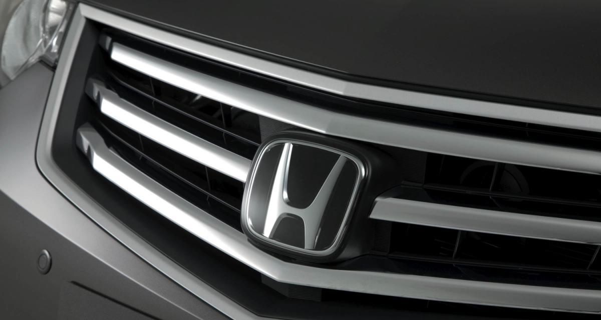 Rappel massif : au tour de Honda