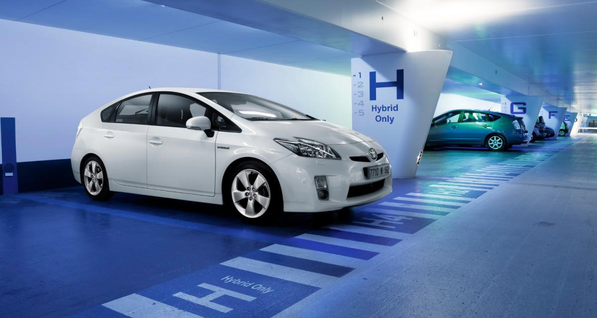 Pedal gate Toyota : au tour de la Prius