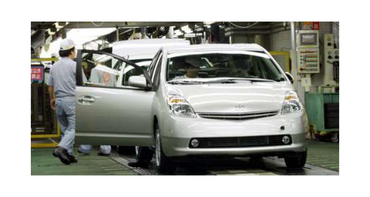 Rentabilité : les salariés de Toyota au top