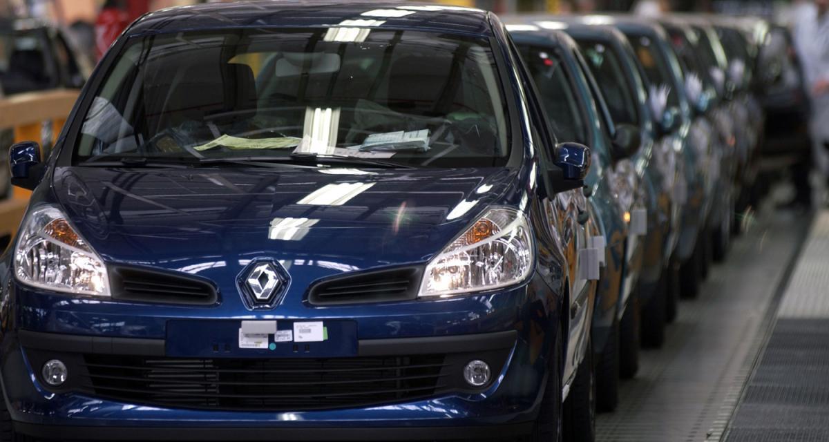 Renault Flins : fin de la polémique autour de la Clio IV