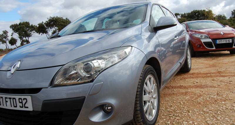 Nouvelle Renault Mégane : pas d'objectifs annoncés