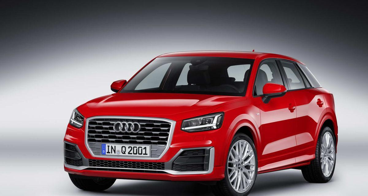 Audi Q2 : bientôt du sport avec le SQ2