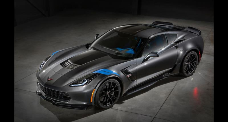 Chevrolet Corvette : une version ZR1 encore plus puissante