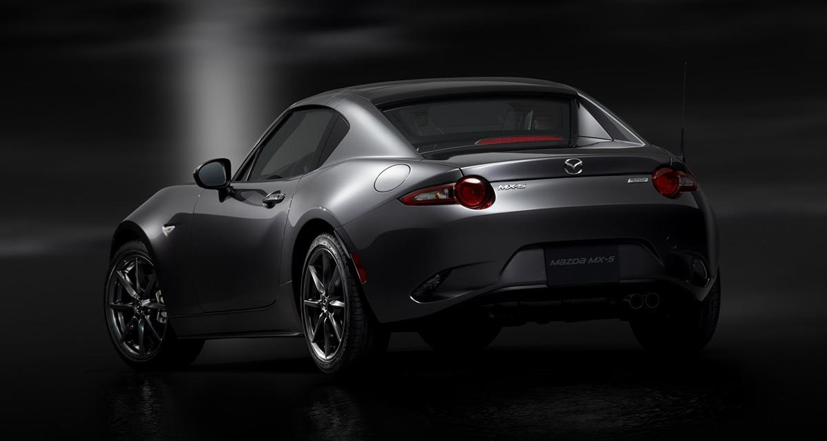 Mazda MX-5 : pas de version plus sportive au programme