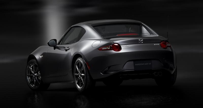 Mazda MX-5 : pas de version plus sportive au programme