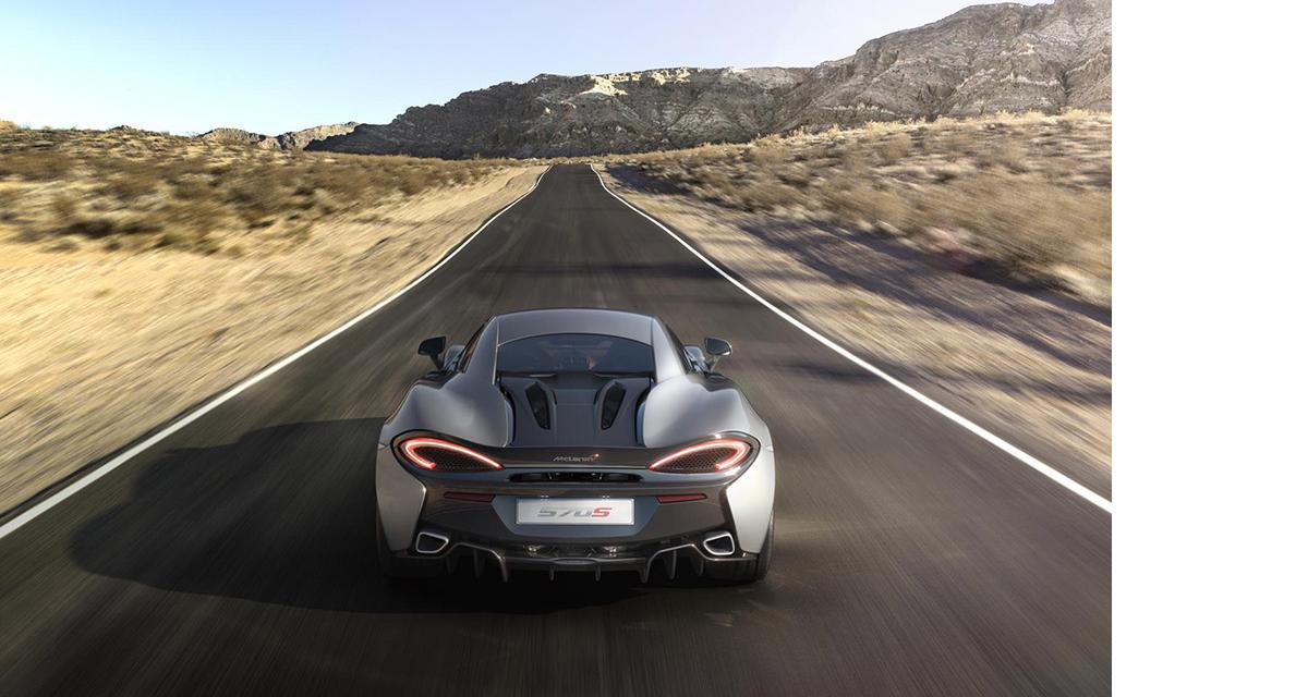 McLaren : cap sur l'hybride
