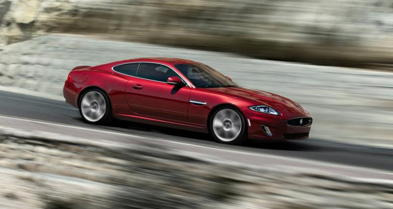 La Jaguar XK ne sera pas remplacée