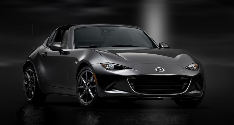 Mazda MX-5 RF : bientôt une version MPS ?