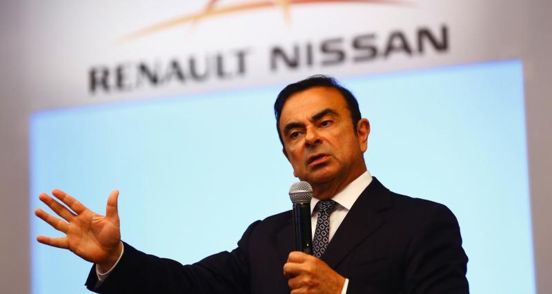 Renault-Nissan : 15 millions d'euros pour Carlos Ghosn
