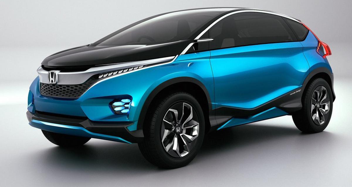 Honda : un nouveau crossover plus petit que le HR-V ?
