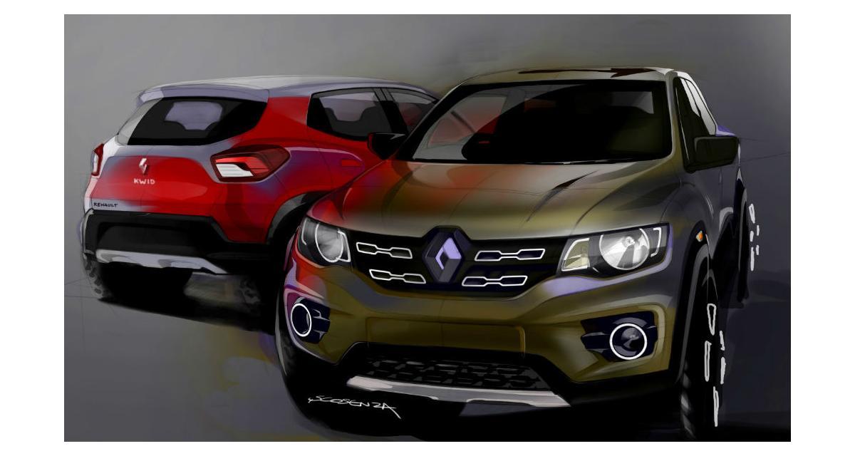 La Renault Kwid va faire des petits
