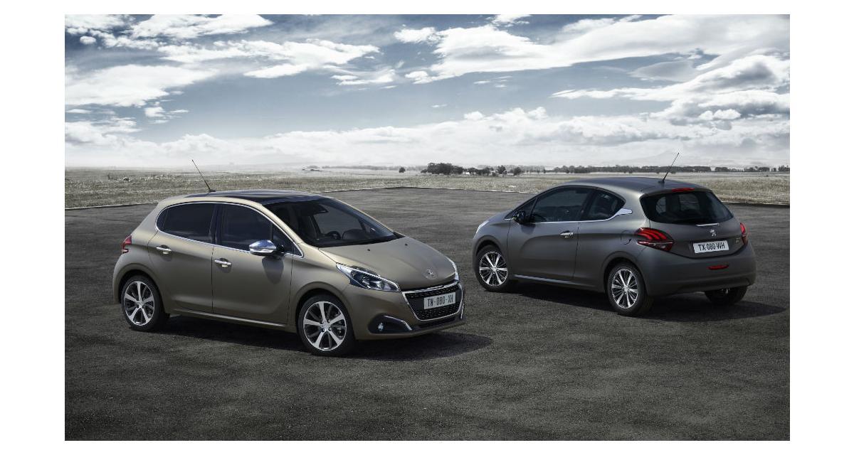 Top 10 des ventes janvier 2016 : le doublé pour Peugeot