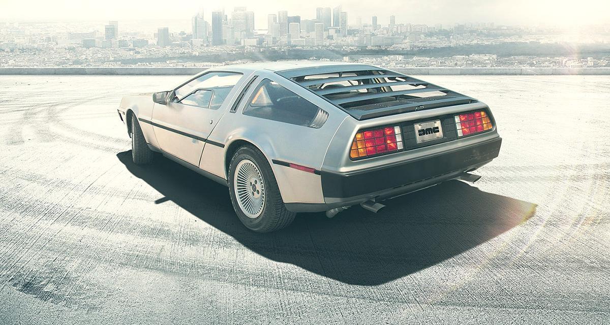 La DeLorean de retour pour 2017
