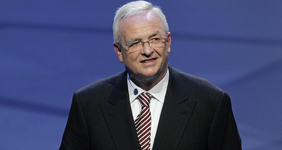 Volkswagen : l'ex patron toujours payé jusqu'à fin 2016