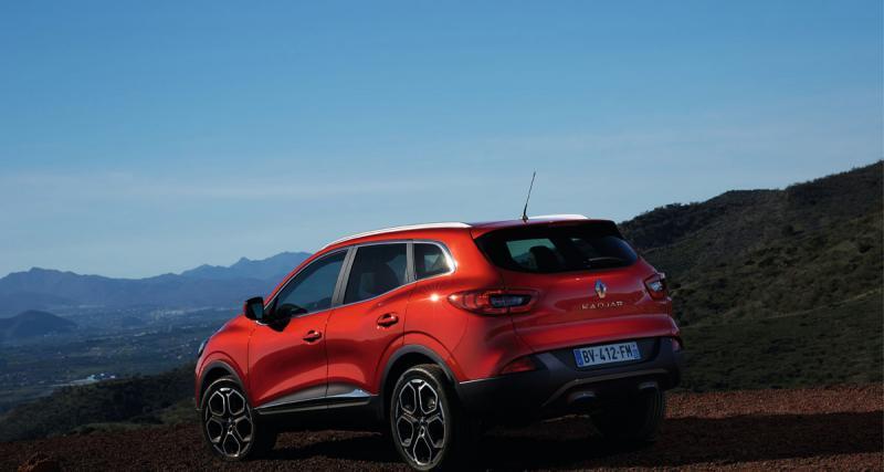 Le Renault Kadjar à la conquête de la Chine