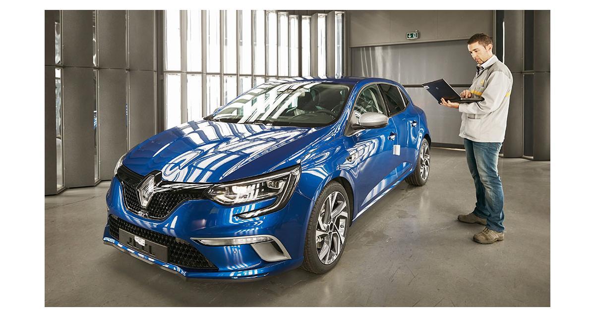 Nouvelle Renault Mégane : la production démarre en Espagne (vidéo)