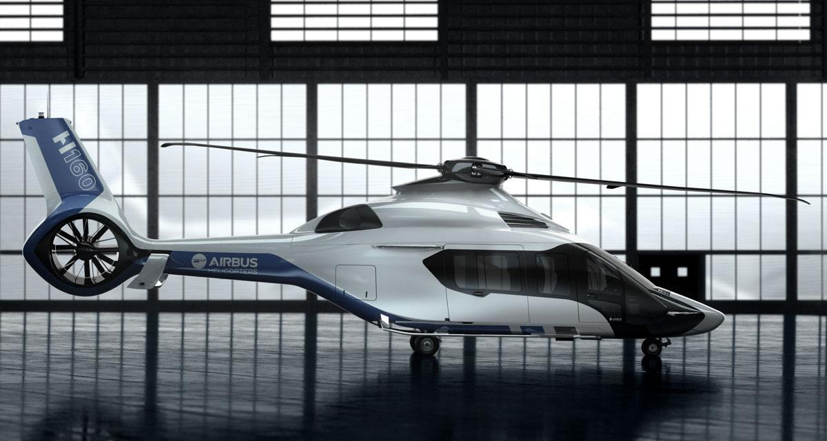 Peugeot dessine un hélicoptère pour Airbus