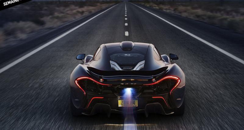 Spécial vitesse : le top 10 des voitures les plus rapides