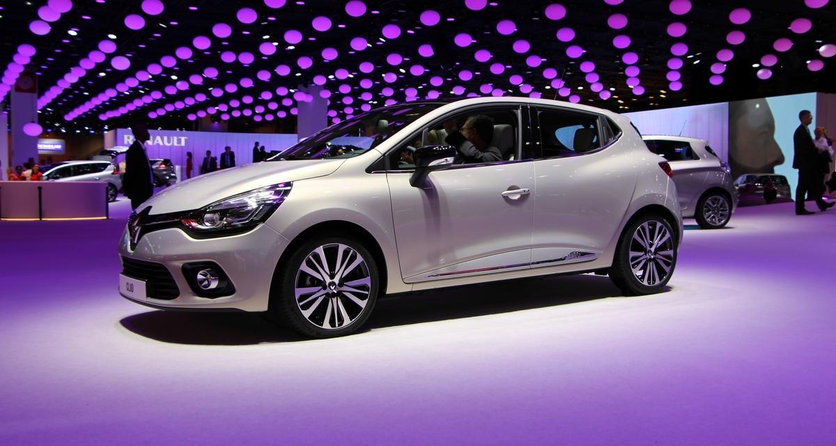 Marché français octobre 2015 : PSA en baisse, Volkswagen se maintient