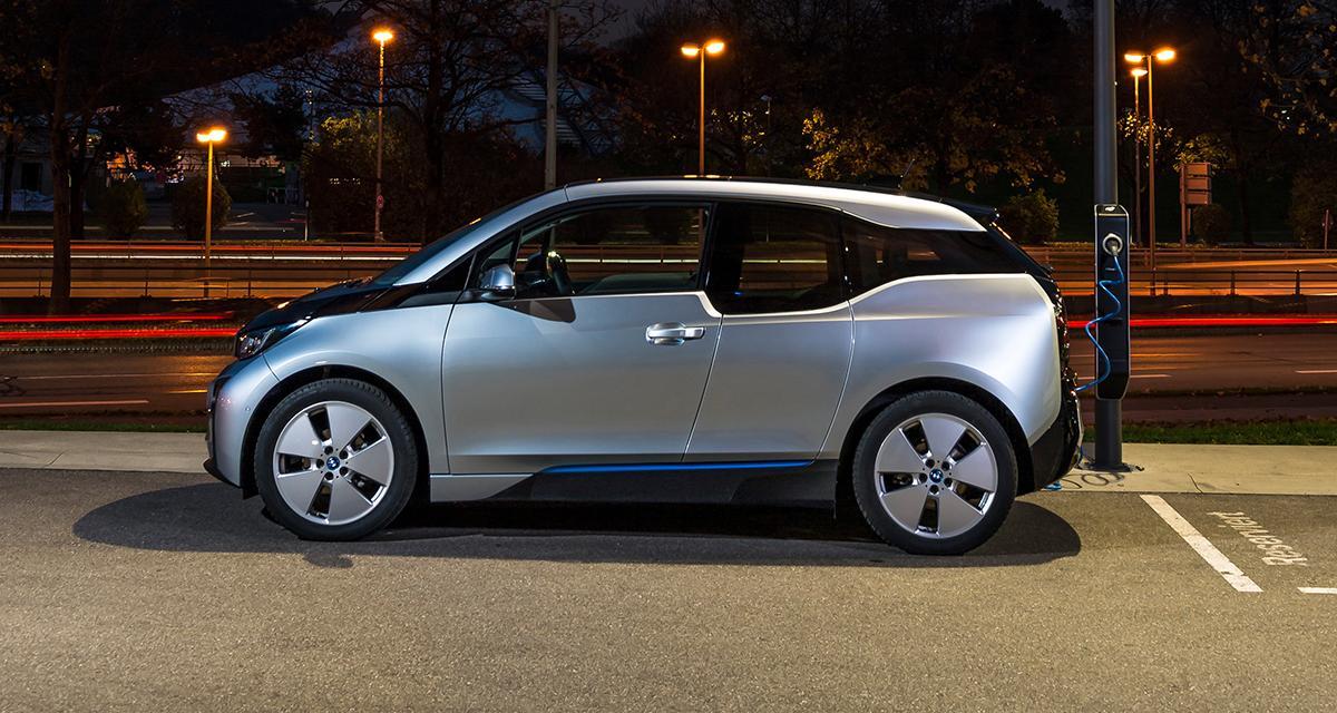 BMW i : un nouveau modèle électrique en approche