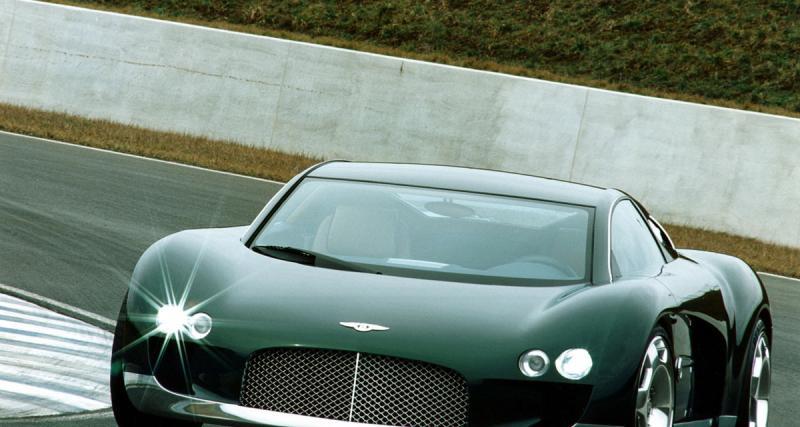 Des supercars dans les cartons chez Mercedes et Bentley