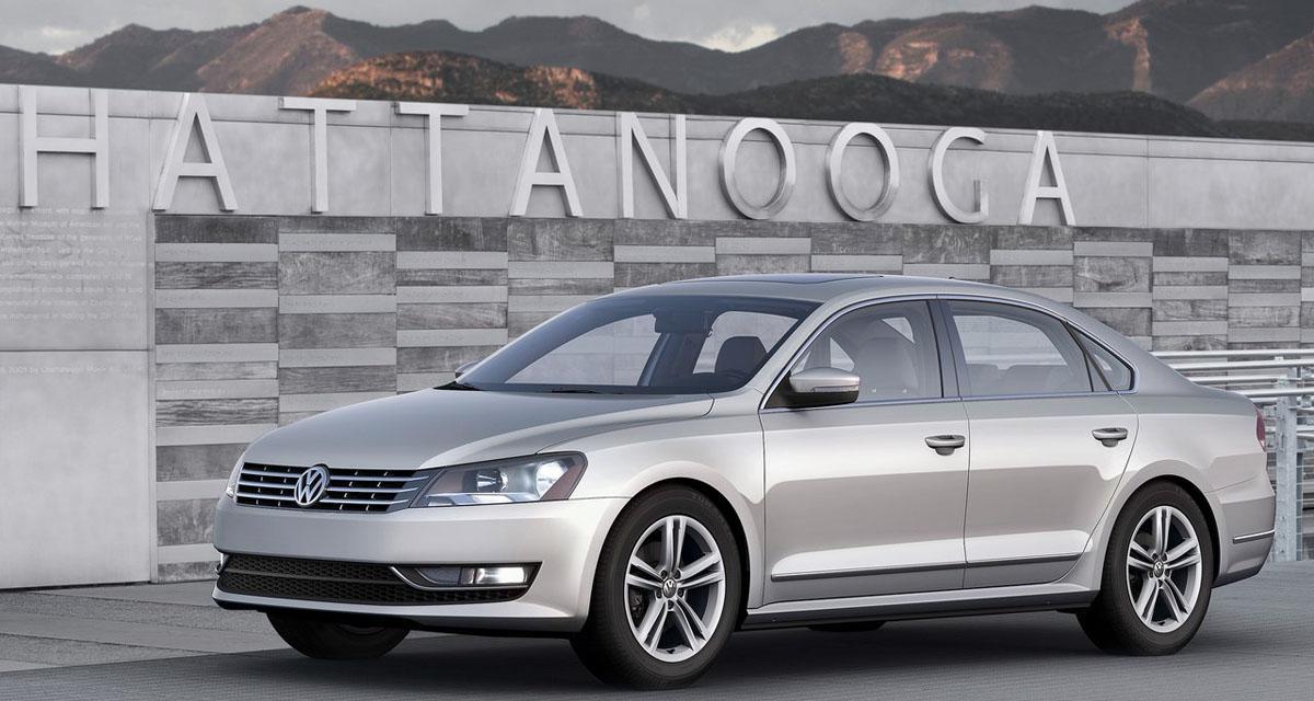 """Volkswagen dans la tourmente d'un """"Dieselgate"""" aux Etats-Unis"""