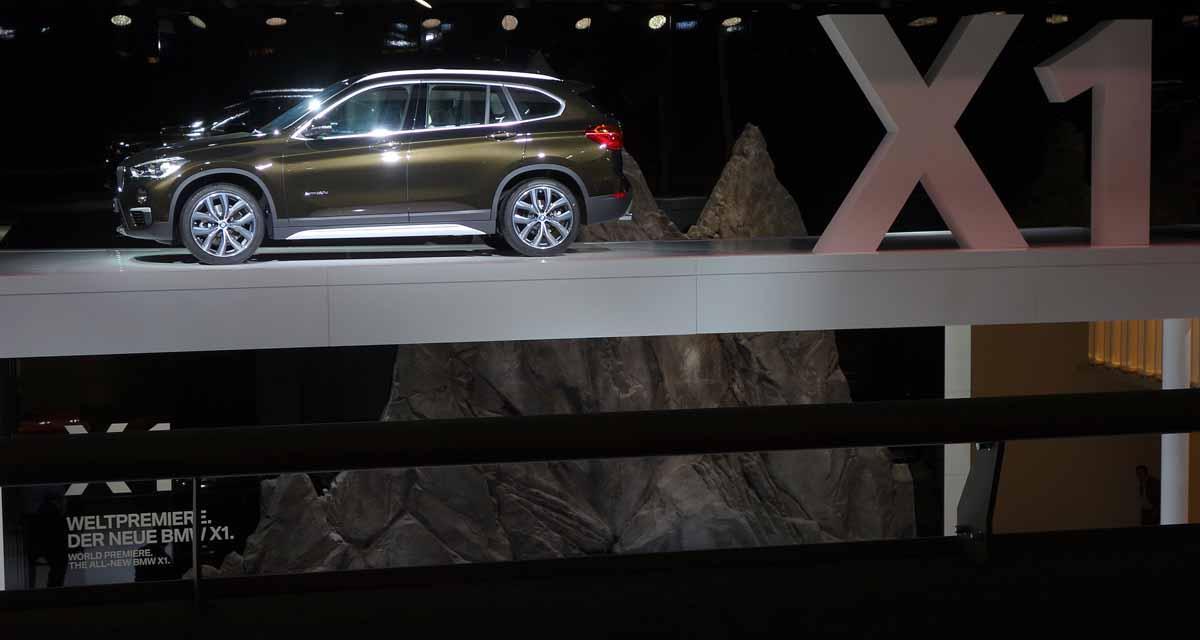 Salon de Francfort : le patron de BMW victime d'un malaise