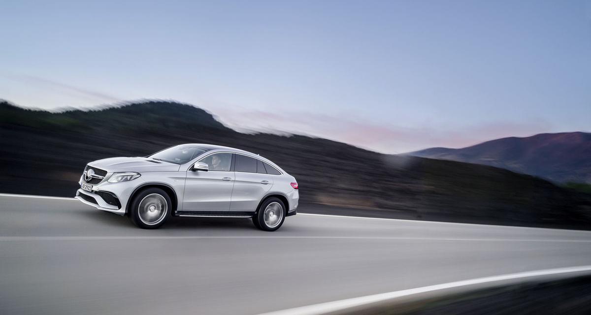 BMW, Mercedes et Audi dans un mouchoir de poche sur le marché premium