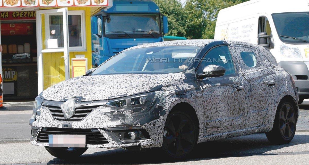 Renault Mégane 2016 : c'est elle