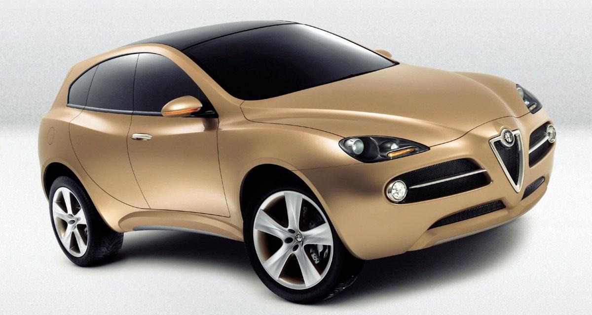 Alfa Romeo : après la Giulia, un SUV en 2016