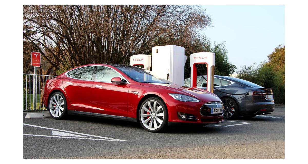 Tesla : la Model 3 attendue pour mars 2016