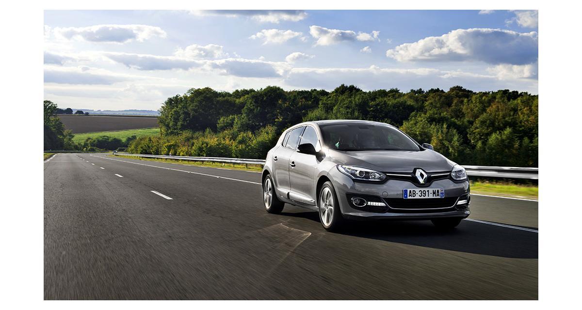 La Renault Mégane, reine du marché de l'occasion