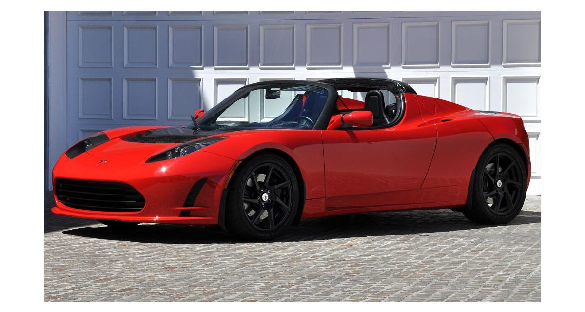Tesla : Un nouveau roadster dans quatre ans