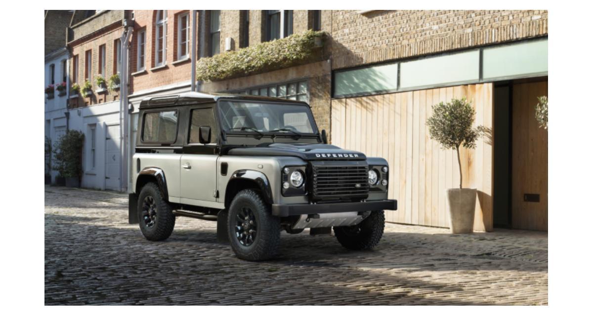 Le Land Rover Defender ne veut pas prendre sa retraite