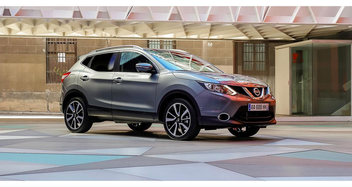 Nissan, premier constructeur asiatique en Europe et en France
