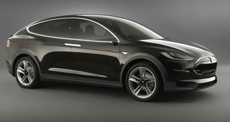 Tesla Model X : présentation imminente