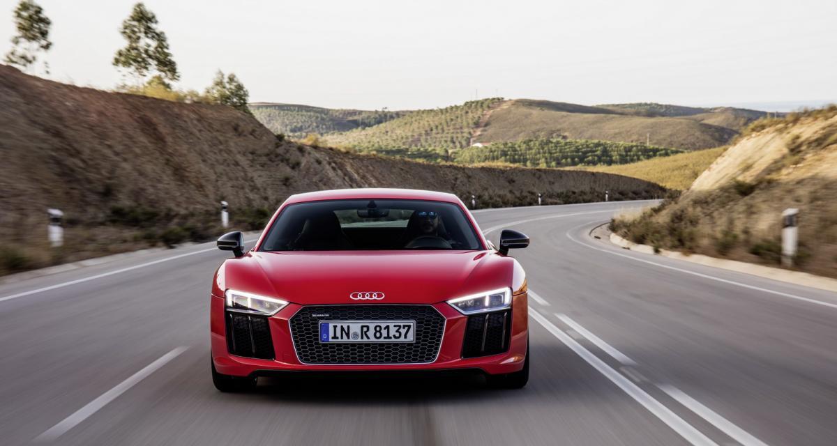 Audi R8 : bientôt un moteur turbo