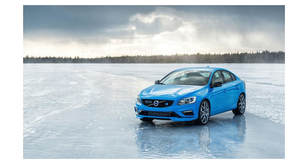 Volvo : une gamme hautes performances Polestar dans les cartons