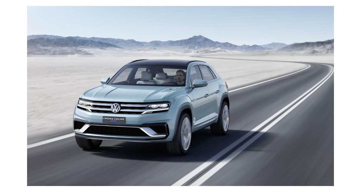Volkswagen : bientôt un Tiguan 7 places et un crossover urbain